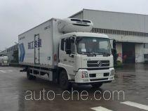 RJST Ruijiang WL5160XLCDF56 refrigerated truck