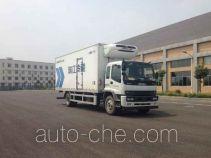 RJST Ruijiang WL5160XLCQL58 refrigerated truck