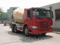 瑞江牌WL5250GJB型混凝土搅拌运输车
