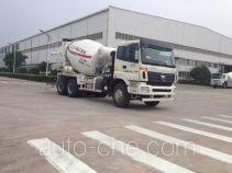 瑞江牌WL5250GJBBJ43型混凝土搅拌运输车