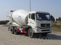 瑞江牌WL5250GJBDF40型混凝土搅拌运输车