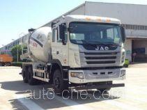 瑞江牌WL5250GJBHFC41型混凝土搅拌运输车