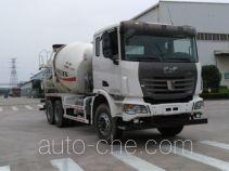 瑞江牌WL5250GJBQCC42型混凝土搅拌运输车
