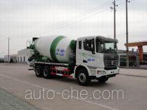 瑞江牌WL5250GJBSQ38型混凝土搅拌运输车
