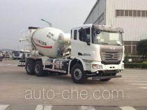 瑞江牌WL5250GJBSQR42型混凝土搅拌运输车