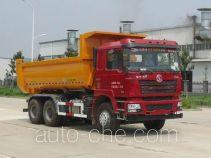 瑞江牌WL5250ZLJSX44型自卸式垃圾车