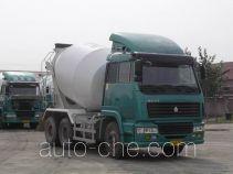 瑞江牌WL5251GJB型混凝土搅拌运输车