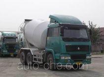 瑞江牌WL5251GJBA型混凝土搅拌运输车