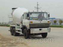 瑞江牌WL5252GJB型混凝土搅拌运输车