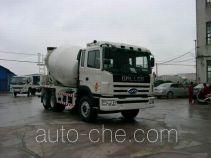 瑞江牌WL5252GJBA型混凝土搅拌运输车