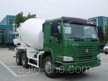 瑞江牌WL5253GJB型混凝土搅拌运输车