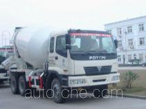 瑞江牌WL5253GJBA型混凝土搅拌运输车