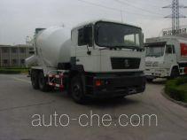 瑞江牌WL5254GJB型混凝土搅拌运输车