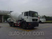 瑞江牌WL5255GJB型混凝土搅拌运输车