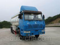 瑞江牌WL5256GFL型粉粒物料运输车