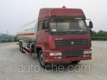 RJST Ruijiang WL5256GHY chemical liquid tank truck