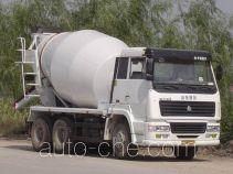 瑞江牌WL5256GJB型混凝土搅拌运输车
