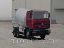 瑞江牌WL5257GJB型混凝土搅拌运输车