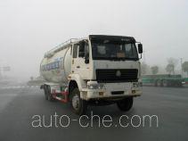 瑞江牌WL5259GFL型粉粒物料运输车