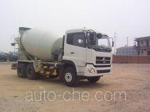 瑞江牌WL5259GJB型混凝土搅拌运输车