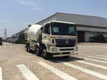 瑞江牌WL5310GJBBJ31型混凝土搅拌运输车