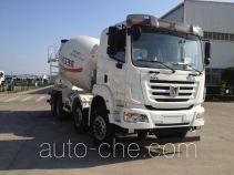 瑞江牌WL5310GJBSQR25型混凝土搅拌运输车