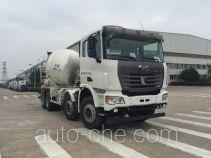 瑞江牌WL5310GJBSQR35型混凝土搅拌运输车