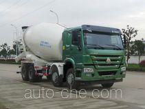 瑞江牌WL5310GJBZZ36型混凝土搅拌运输车