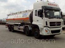 瑞江牌WL5310GYYDF46型铝合金运油车