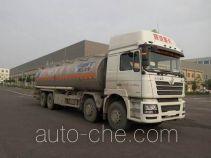 瑞江牌WL5310GYYSX46型铝合金运油车
