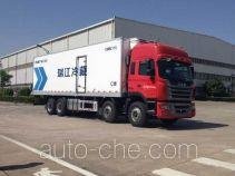 RJST Ruijiang WL5310XLCHFC45 refrigerated truck