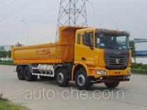 RJST Ruijiang WL5310ZLJSQR44 dump garbage truck