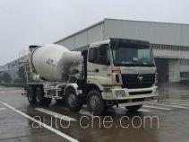 瑞江牌WL5311GJBBJ39型混凝土搅拌运输车