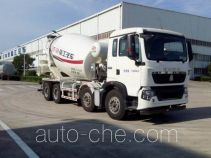瑞江牌WL5311GJBZZ31型混凝土搅拌运输车