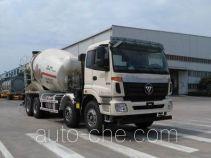 瑞江牌WL5312GJBBJ39型混凝土搅拌运输车