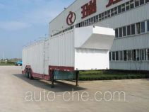 RJST Ruijiang WL9230TCL vehicle chassis transport trailer