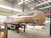 RJST Ruijiang WL9290GYYC aluminium oil tank trailer