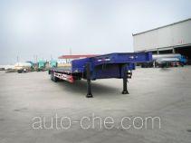 瑞江牌WL9300TD型低平板半挂车