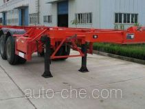 RJST Ruijiang WL9300TJZG container transport trailer