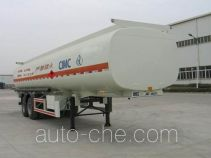RJST Ruijiang WL9350GHY chemical liquid tank trailer