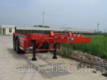 RJST Ruijiang WL9350TJZG container transport trailer