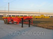 RJST Ruijiang WL9351TJZG container transport trailer