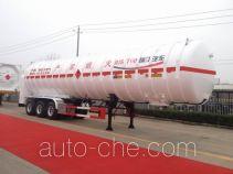 RJST Ruijiang WL9400GDY cryogenic liquid tank semi-trailer