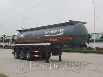 瑞江牌WL9400GFW型腐蚀性物品罐式运输半挂车