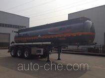 瑞江牌WL9400GFWB型腐蚀性物品罐式运输半挂车