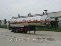 RJST Ruijiang WL9400GRYD flammable liquid tank trailer