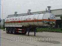 RJST Ruijiang WL9400GRYD flammable liquid tank trailer