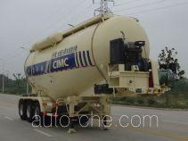 RJST Ruijiang WL9400GXH ash transport trailer