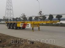 RJST Ruijiang WL9400TJZ container transport trailer