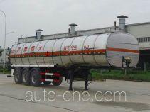 RJST Ruijiang WL9401GRYA flammable liquid tank trailer